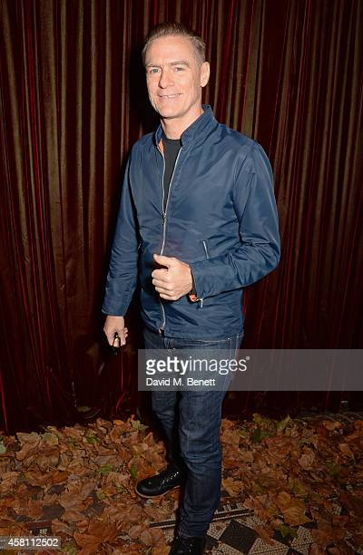 Bryan Adams attends the Unicef UK Halloween Ball raising vital funds to help protect Syria's children from danger at One Mayfair on October 30 2014...