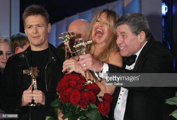 Bryan Adams Goldie Hawn and...