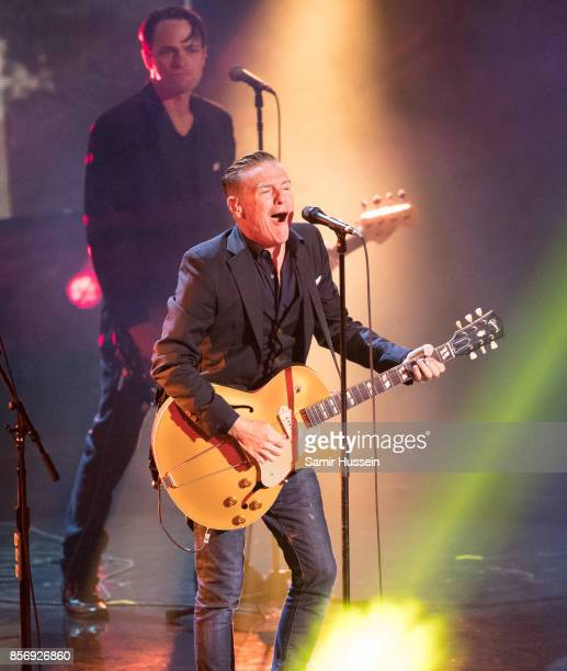 Bryan Adams performs at the Closing Ceremony on day 8 of the Invictus Games Toronto 2017 on September 30 2017 in Toronto Canada The Games use the...