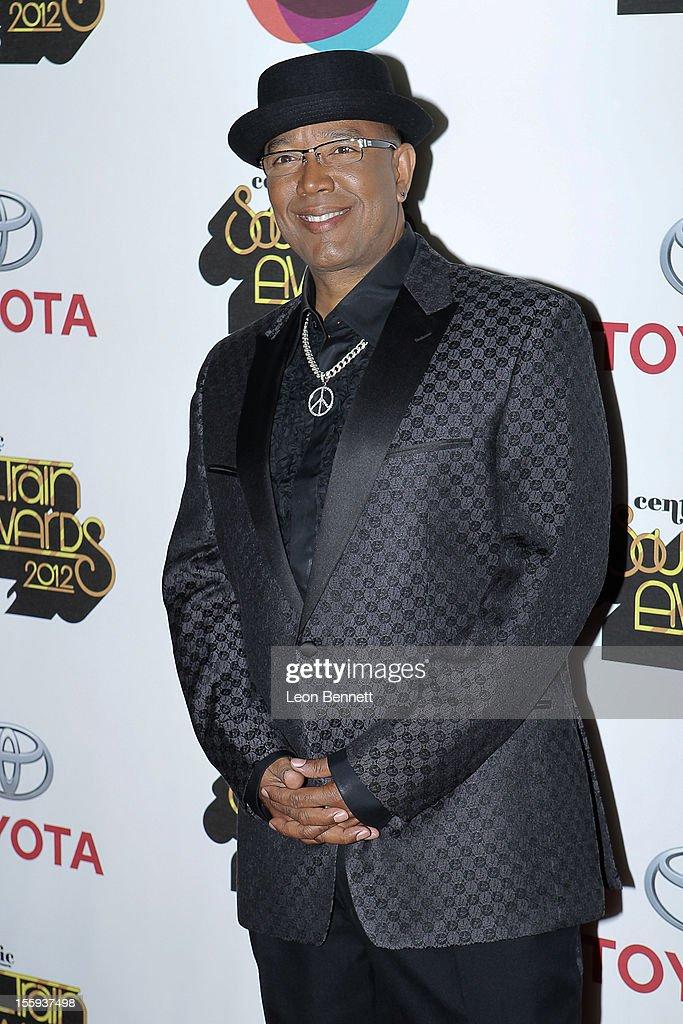 O'Bryan arrives at the Soul Train Awards 2012 - Arrivals at Planet Hollywood Casino Resort at on November 8, 2012 in Las Vegas, Nevada.