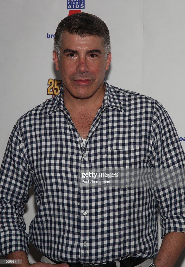 <a gi-track='captionPersonalityLinkClicked' href=/galleries/search?phrase=Bryan+Batt&family=editorial&specificpeople=672216 ng-click='$event.stopPropagation()'>Bryan Batt</a> attends the 25th annual Broadway Flea Market at The Bernard B. Jacobs Theatre on September 25, 2011 in New York City.