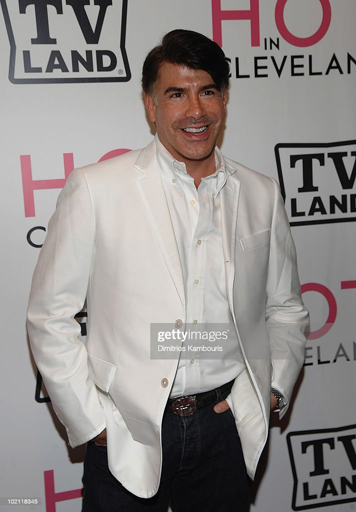 Bryan Batt attends the 'Hot in Cleveland' premiere at the Crosby Street Hotel on June 14, 2010 in New York City.