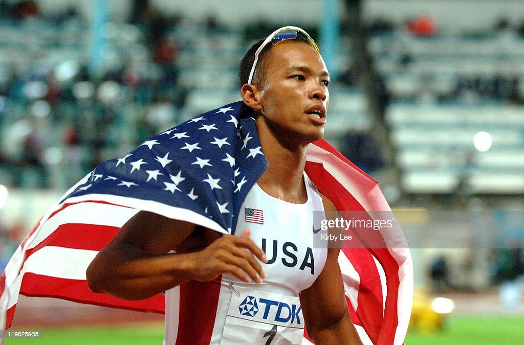 IAAF World Championships in Athletics - Decathlon 1,500m