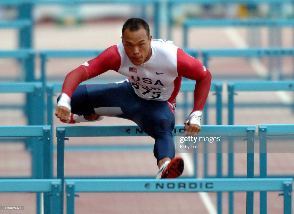 2005 IAAF World Championships in Athletics - Decathlon 110m High Hurdles -