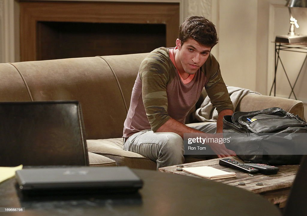 HOSPITAL - Bryan Craig (Morgan) in a scene that airs the week of May 27, 2013 on ABC's 'General Hospital.' 'General Hospital' airs Monday-Friday (2:00 p.m. - 3:00 p.m., ET) on the ABC Television Network. GH13 BRYAN