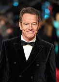 Bryan Cranston attends the EE British Academy Film Awards at the Royal Opera House on February 14 2016 in London England