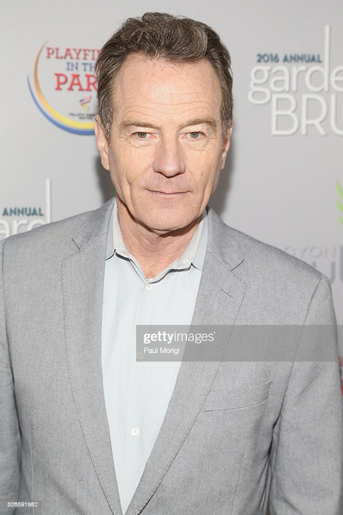 <a gi-track='captionPersonalityLinkClicked' href=/galleries/search?phrase=Bryan+Cranston&family=editorial&specificpeople=217768 ng-click='$event.stopPropagation()'>Bryan Cranston</a> attends the Garden Brunch prior to the 102nd White House Correspondents' Association Dinner at the Beall-Washington House on April 30, 2016 in Washington, DC.