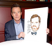 Bryan Cranston attends the Sardi's Caricature Unveiling for Bryan Cranston on May 29 2014 in New York City