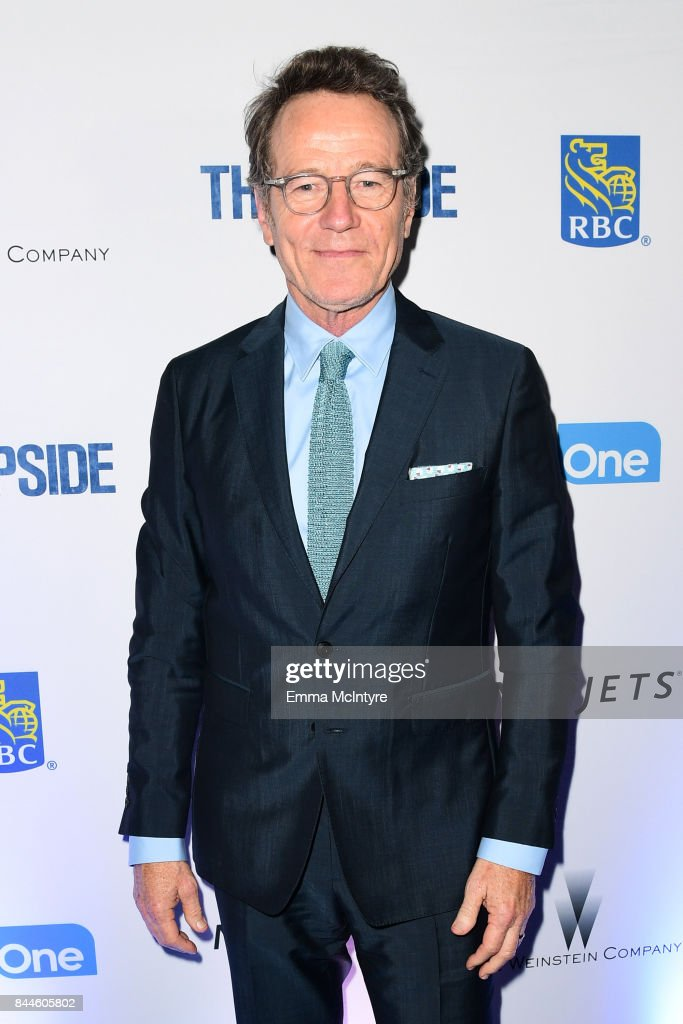 Bryan Cranston attends the 'The Upside' cocktail party, hosted by RBC and The Weinstein Company, at RBC House Toronto Film Festival 2017 on September 8, 2017 in Toronto, Canada.