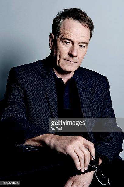 Bryan Cranston is photographed at the Toronto Film Festival for Variety on September 12 2015 in Toronto Ontario Published Image