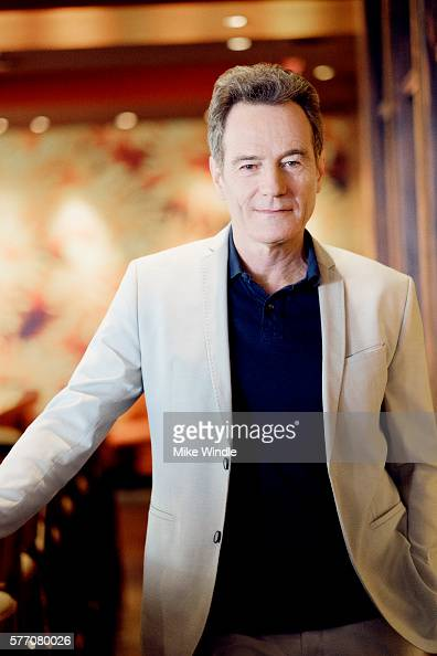 Bryan Cranston poses for a portrait session at the 2016 Maui Film Festival on June 6 2015 in Wailea Hawaii