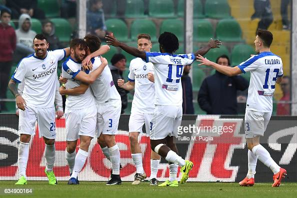 US Citta di Palermo v Atalanta BC - Serie A : News Photo