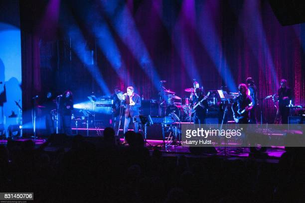 Bryan Ferry brought his newest tour to the Paramount Theater in Denver CO on August 3 2017
