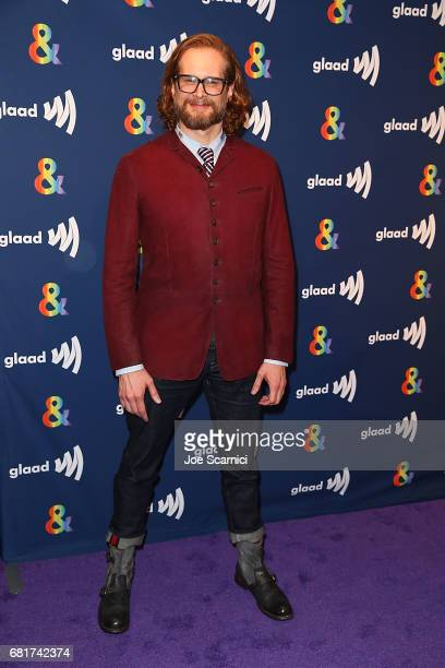 Bryan Fuller arrives at the 'American Gods' advance screening In Partnership with GLAAD at The Paley Center for Media on May 10 2017 in Beverly Hills...