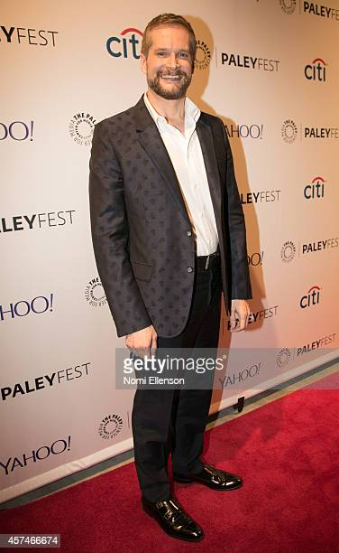 Bryan Fuller attends the 2nd Annual Paleyfest New York Presents 'Hannibal' at Paley Center For Media on October 18 2014 in New York New York