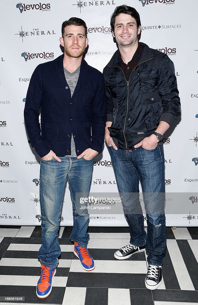 <a gi-track='captionPersonalityLinkClicked' href=/galleries/search?phrase=Bryan+Greenberg&family=editorial&specificpeople=2135761 ng-click='$event.stopPropagation()'>Bryan Greenberg</a> and <a gi-track='captionPersonalityLinkClicked' href=/galleries/search?phrase=James+Lafferty&family=editorial&specificpeople=214146 ng-click='$event.stopPropagation()'>James Lafferty</a> attends The Second Annual Olevolos Project Fundraiser at The General on May 11, 2013 in New York City.