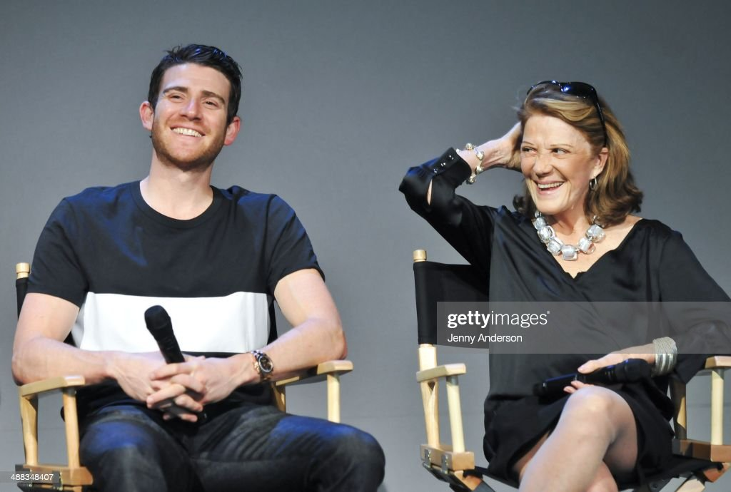 <a gi-track='captionPersonalityLinkClicked' href=/galleries/search?phrase=Bryan+Greenberg&family=editorial&specificpeople=2135761 ng-click='$event.stopPropagation()'>Bryan Greenberg</a> and <a gi-track='captionPersonalityLinkClicked' href=/galleries/search?phrase=Linda+Lavin&family=editorial&specificpeople=645189 ng-click='$event.stopPropagation()'>Linda Lavin</a> attend Meet The Actor: <a gi-track='captionPersonalityLinkClicked' href=/galleries/search?phrase=Bryan+Greenberg&family=editorial&specificpeople=2135761 ng-click='$event.stopPropagation()'>Bryan Greenberg</a>, 'A Short History of Decay' at Apple Store Soho on May 5, 2014 in New York City.