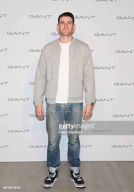 Bryan Greenberg attends House of Gant Presentation during Spring 2016 New York Fashion Week on September 10 2015 in New York City