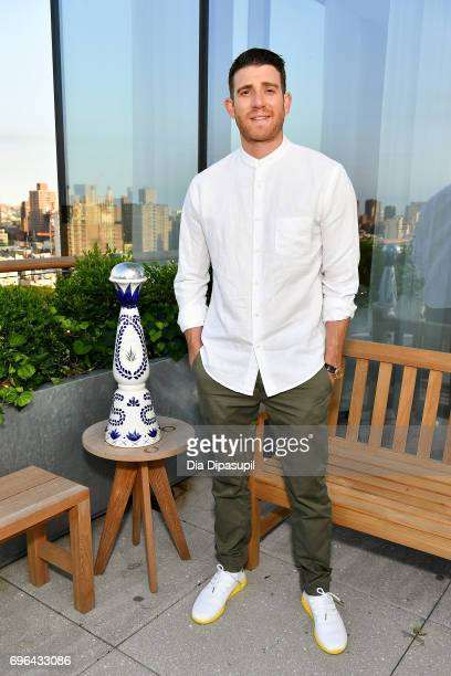 Bryan Greenberg attends the 20th Anniversary Celebration of Clase Azul Tequila at Public hotel on June 15 2017 in New York City