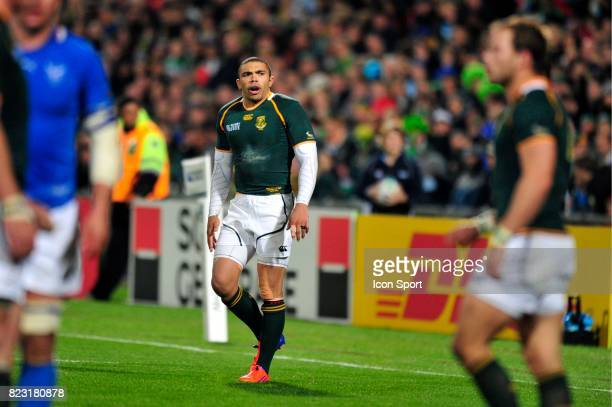 Bryan Habana Afrique du Sud / Namibie Coupe du Monde de Rugby 2011