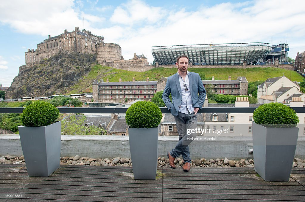 Bryan Larkin attends 'Let us pray' photocall at Apex International Hotel during the Edinburgh International Film Festival on June 20, 2014 in Edinburgh, Scotland.