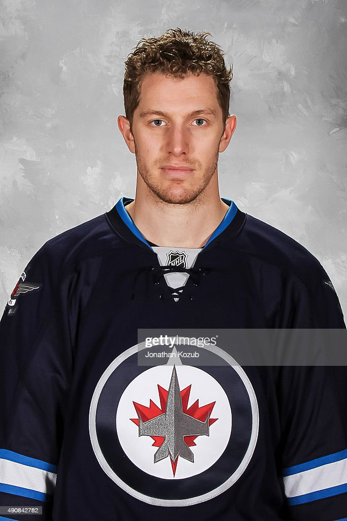 <a gi-track='captionPersonalityLinkClicked' href=/galleries/search?phrase=Bryan+Little&family=editorial&specificpeople=540533 ng-click='$event.stopPropagation()'>Bryan Little</a> of the Winnipeg Jets poses for his official headshot for the 2015-2016 season on September 17, 2015 at the MTS Centre in Winnipeg, Manitoba, Canada.