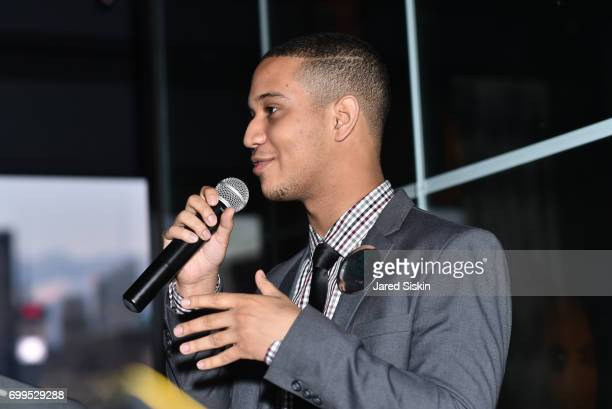 Bryan Olivo attends The Junior Board of The TEAK Fellowship Presents A Midsummer Night at PhD Lounge at the Dream Downtown New York on June 21 2017...