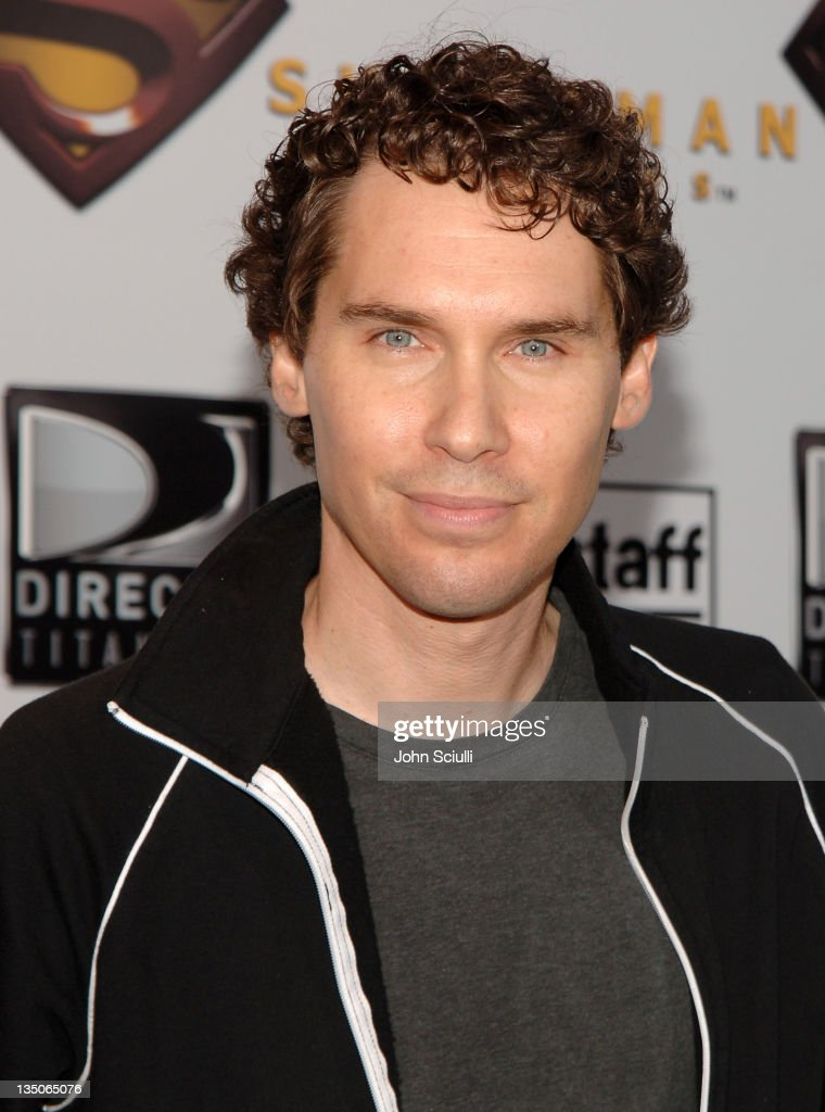 Bryan Singer director during 'Superman Returns' World Premiere Sponsored By Belstaff at Mann Village and Bruin Theaters in Westwood California United...