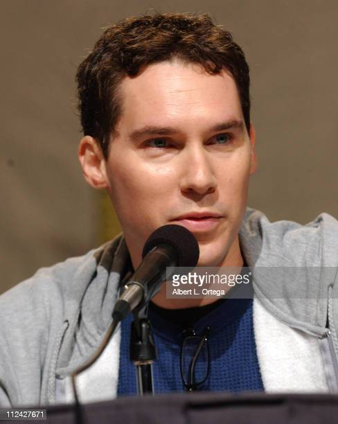 Bryan Singer during 36th Annual ComicCon International Day Three at San Diego Convention Center in San Diego California United States