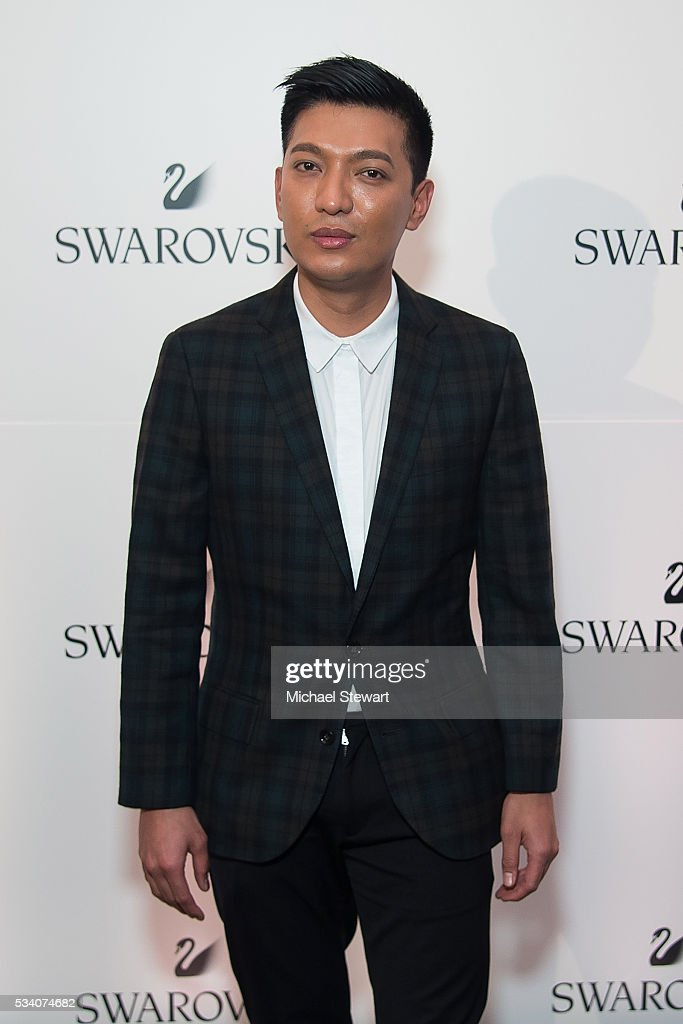 Bryanboy attends Swarovski #bebrilliant at The Weather Room at Top of the Rock on May 24, 2016 in New York City.