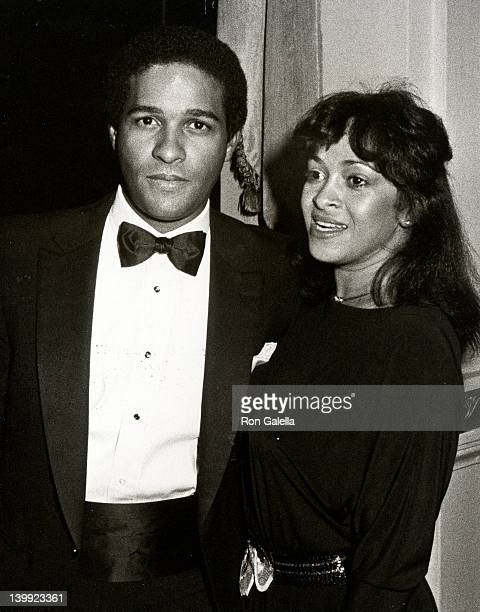 Bryant Gumbel and June Baranco at the A Salute to Women Sports Plaza Hotel New York City
