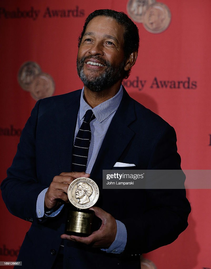 <a gi-track='captionPersonalityLinkClicked' href=/galleries/search?phrase=Bryant+Gumbel&family=editorial&specificpeople=210513 ng-click='$event.stopPropagation()'>Bryant Gumbel</a> attends 72nd Annual George Foster Peabody Awards at The Waldorf=Astoria on May 20, 2013 in New York City.
