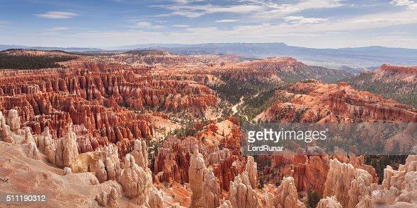 Bryce Canyon National Park landscape