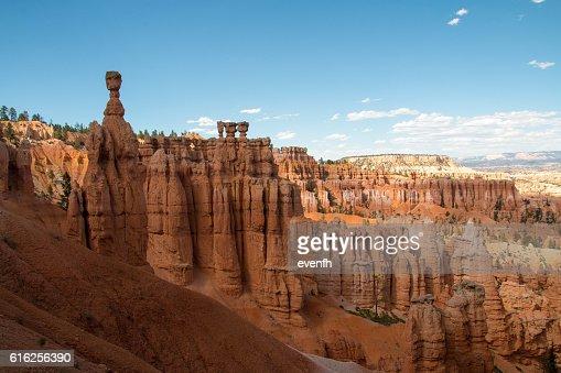 Parque Nacional de Bryce Canyon, Utah : Foto de stock