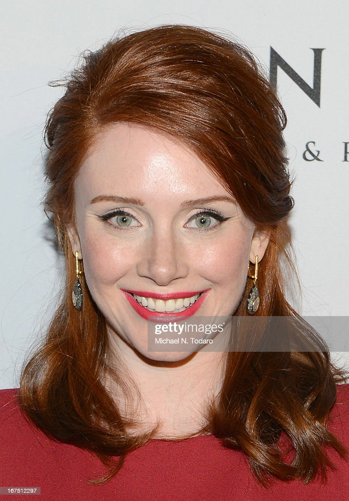 Bryce Dallas Howard attends the 2013 Tribeca Film Festival Awards at the Conrad New York on April 25, 2013 in New York City.