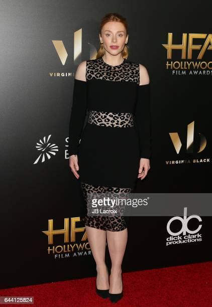 Bryce Dallas Howard attends the 20th Annual Hollywood Film Awards on November 6 2016 in Los Angeles California
