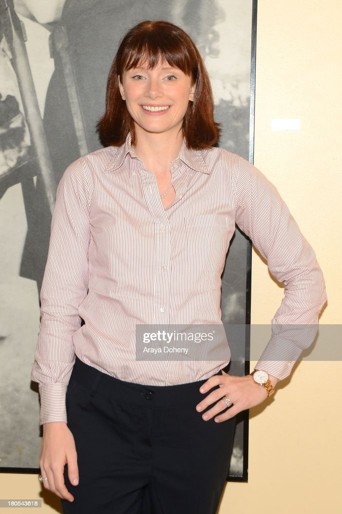 <a gi-track='captionPersonalityLinkClicked' href=/galleries/search?phrase=Bryce+Dallas+Howard&family=editorial&specificpeople=156411 ng-click='$event.stopPropagation()'>Bryce Dallas Howard</a> attends The Hollywood Networking Breakfast presents <a gi-track='captionPersonalityLinkClicked' href=/galleries/search?phrase=Bryce+Dallas+Howard&family=editorial&specificpeople=156411 ng-click='$event.stopPropagation()'>Bryce Dallas Howard</a> - 'A Family Legacy' Q&A at Raleigh Studios on September 14, 2013 in Los Angeles, California.