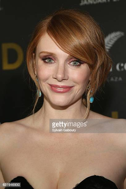 Bryce Dallas Howard attends TWCDimension with Popular Mechanics The Palm Court Wild Turkey Bourbon Host the Premiere of 'Gold' at AMC Loews Lincoln...