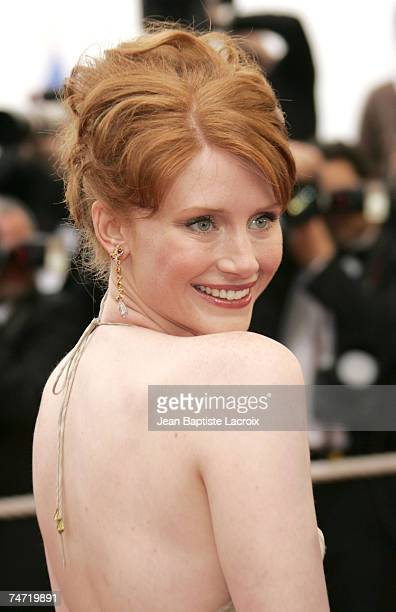 Bryce Dallas Howard in Cannes France