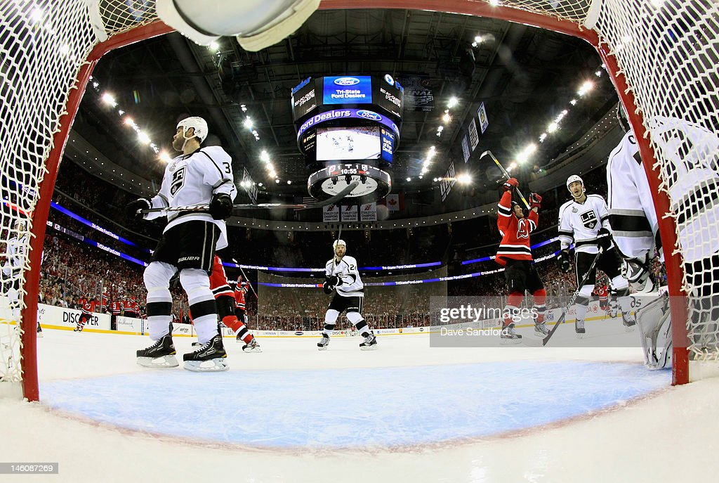 2012 NHL Stanley Cup Final - Game Five
