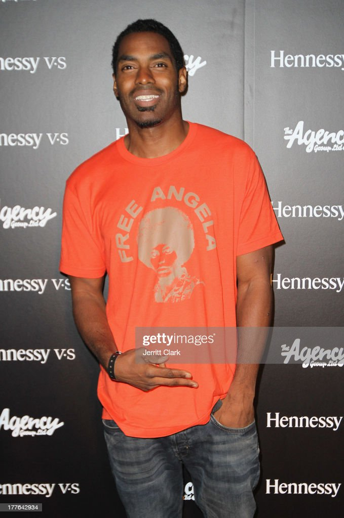 Bryce Wilson attends the Hennessy VS VMA Celebration at Avenue on August 24, 2013 in New York City.
