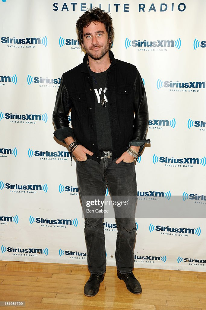 <a gi-track='captionPersonalityLinkClicked' href=/galleries/search?phrase=Bryn+Mooser&family=editorial&specificpeople=4835195 ng-click='$event.stopPropagation()'>Bryn Mooser</a> poses at SiriusXM Studios on September 23, 2013 in New York City.
