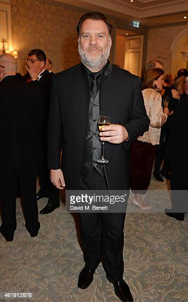 Bryn Terfel attends the English National Opera's Glorious Gala Evening at The Savoy Hotel on January 21 2015 in London England