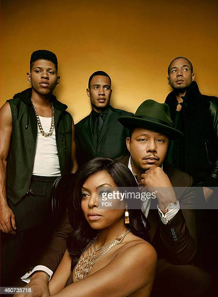 Bryshere Gray Trai Byers Jussie Smollett Terrence Howard and Taraji P Henson The epic family battle begins when the sexy and powerful new drama...