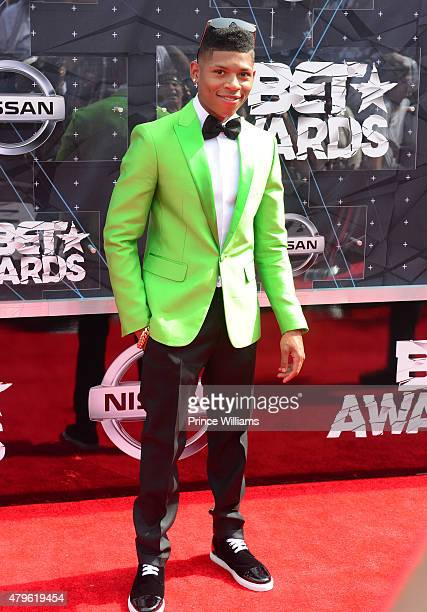 Bryshere Y Gray attends the 2015 BET Awards on June 28 2015 in Los Angeles California