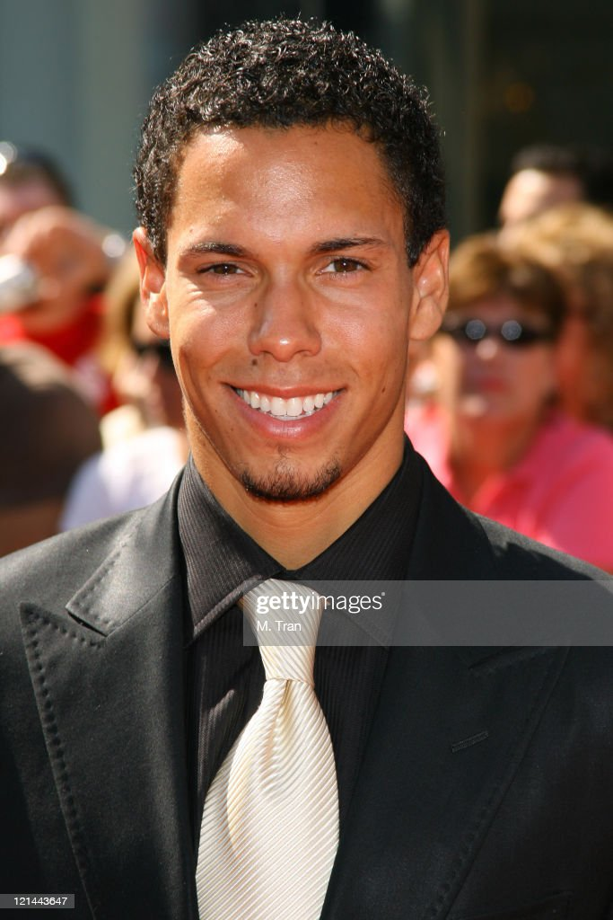 <a gi-track='captionPersonalityLinkClicked' href=/galleries/search?phrase=Bryton+McClure&family=editorial&specificpeople=653964 ng-click='$event.stopPropagation()'>Bryton McClure</a> during 34th Annual Daytime Emmy Awards - Arrivals at Kodak Theatre in Hollywood, California, United States.