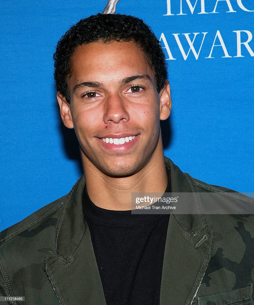 <a gi-track='captionPersonalityLinkClicked' href=/galleries/search?phrase=Bryton+McClure&family=editorial&specificpeople=653964 ng-click='$event.stopPropagation()'>Bryton McClure</a> during The 37th Annual NAACP Image Awards Nominee Luncheon - Arrivals at Beverly Hilton Hotel in Beverly Hills, California, United States.