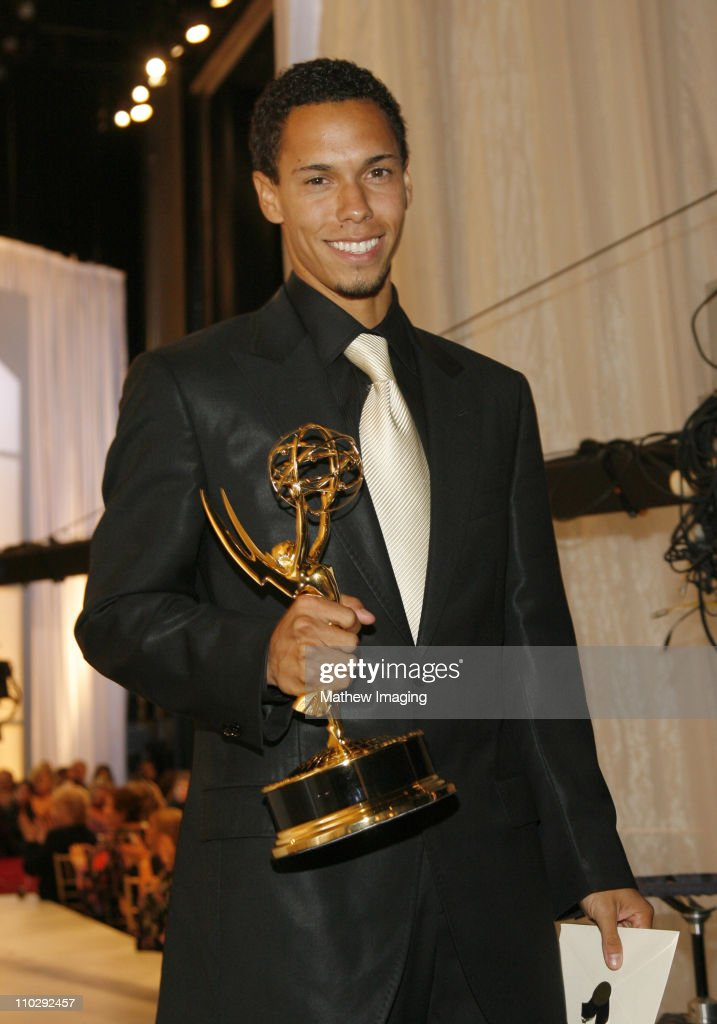 <a gi-track='captionPersonalityLinkClicked' href=/galleries/search?phrase=Bryton+McClure&family=editorial&specificpeople=653964 ng-click='$event.stopPropagation()'>Bryton McClure</a>, winner Outstanding Younger Actor in a Drama Series award for 'The Young and the Restless'
