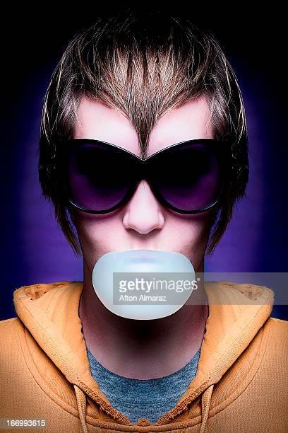Bubble Gum Bubble