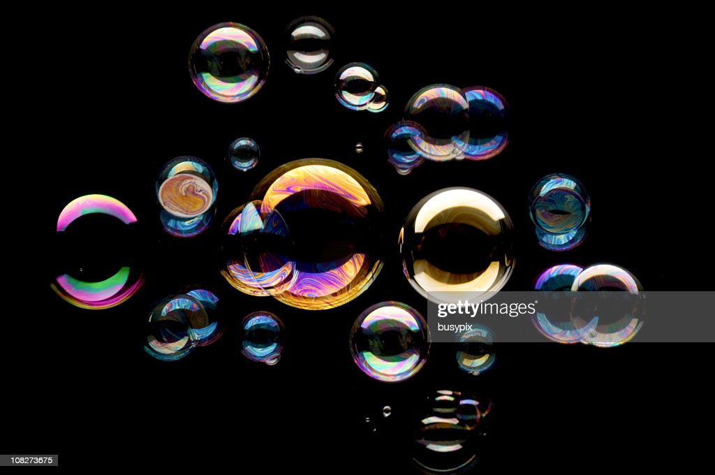 Bubble Abstract : Stock Photo